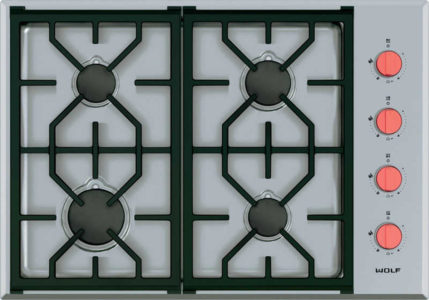 ICBCG304P/S Professional Gas Cooktop