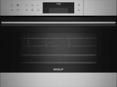 ICBCSO24TESTH E-Serie Transitional Dampfbackofen